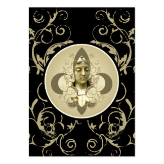 Fleur Angel Statue cards Pack Of Chubby Business Cards