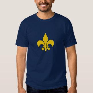 Fleur-de-lis Tshirts
