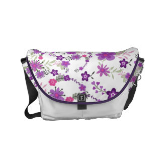 Floral messenger bag custom colour new spring 2016