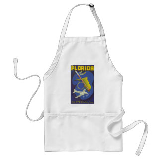 Florida ~ Fly South Standard Apron