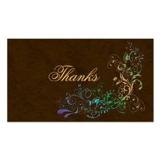 Flourish Affirmation / Business Card
