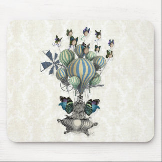 Flutter Time 2 Mouse Pad