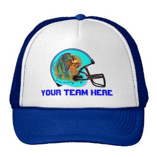 Football Helmet  Bird Hat  All Styles