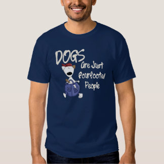 Fourfooted People T-shirts