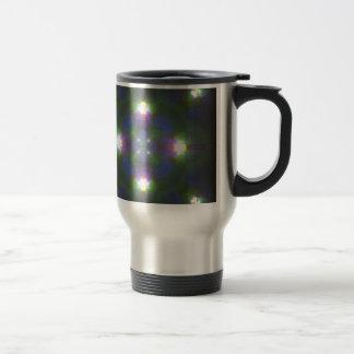Fractal Art Stainless Steel Travel Mug