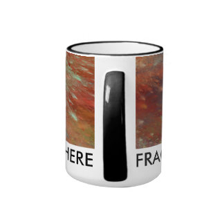 Fractal Fireworks Designer Mug