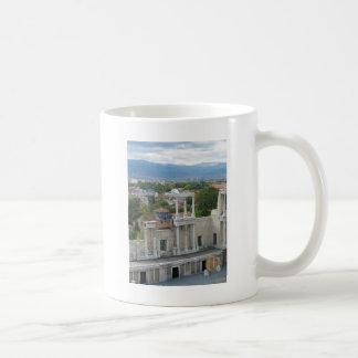 fractal products basic white mug