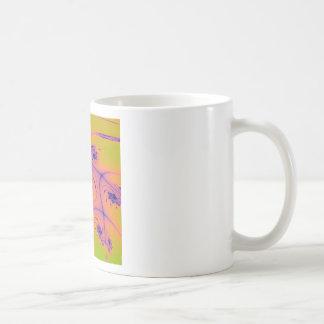 Fractals Basic White Mug