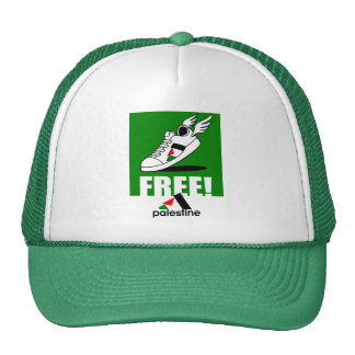 Free! Palestine Cap