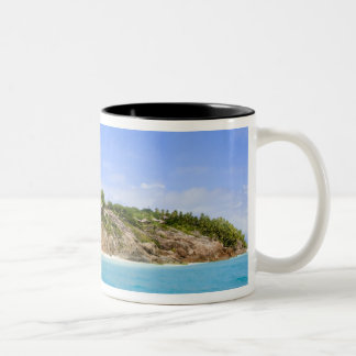Fregate Island resort (PR) Two-Tone Mug