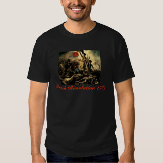 FRENCH REVOLUTION SHIRT