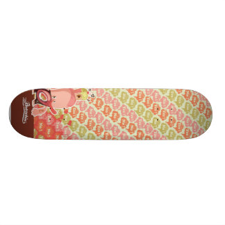 Frenchy Romance Skateboard Decks