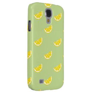 fresh lemon pattern samsung galaxy S4 Samsung Galaxy S4 Case
