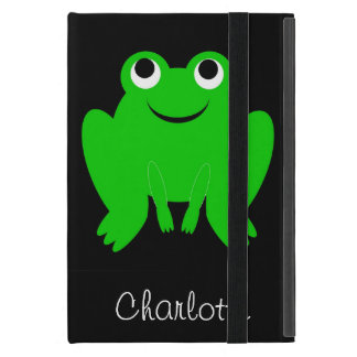 Frog Just Add Name iPad Mini Cover