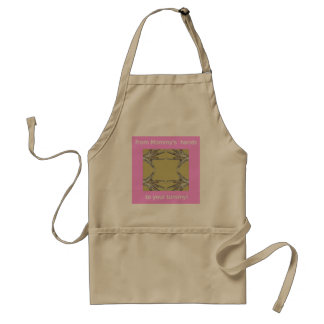 From Mommy's hands to your tummy Standard Apron