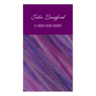 Fuchsia Pack Of Standard Business Cards