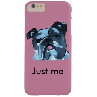 Fun and flashy barely there iPhone 6 plus case