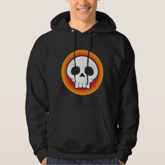 Funky Skull Hoodie