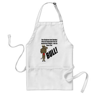 Funny American Politics T-shirts Gifts Standard Apron