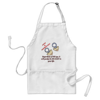 Funny Big Baby T-shirts Gifts Standard Apron