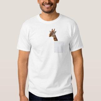 Funny Giraffe in My Pocket T-shirt