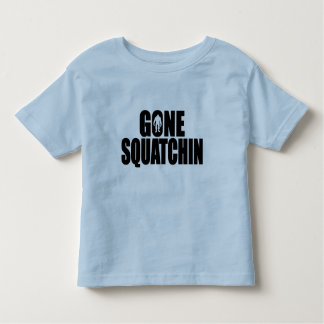 Funny GONE SQUATCHIN Design Special *BOBO* Edition Shirt