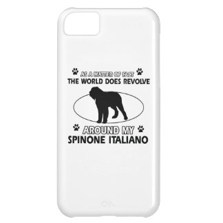 Funny spinone italian designs iPhone 5C case
