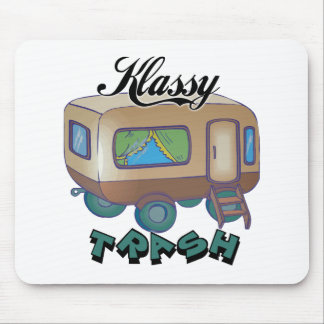 Funny Trailer Park Shirts and Gifts Mouse Pad