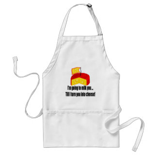 Funny Turn You To Cheese T-shirts Gifts Standard Apron