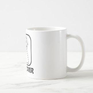 Funny wedding Game Over Basic White Mug