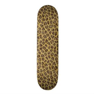 Fur texture custom skate board