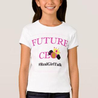 Future CEO Girls Tee