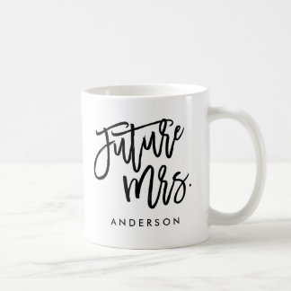 Future Mrs. Basic White Mug
