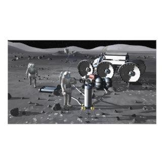Future space exploration missions 5 photograph