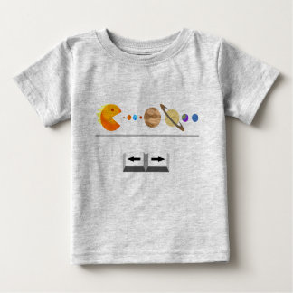 Game with planets funny T-Shirt