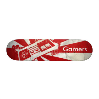 Gamers Board Custom Skateboard