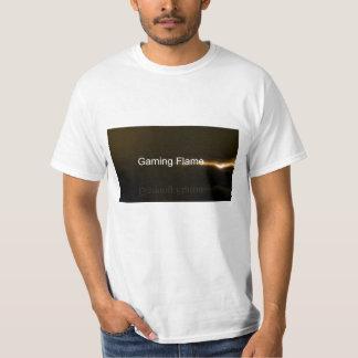 Gaming Flame T-shirt