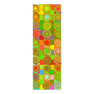 Garden of Galaxies Bookmark Pack Of Skinny Business Cards