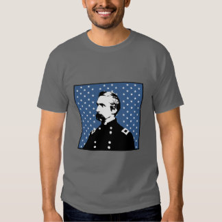 General Chamberlain and MOH Flag Tshirts