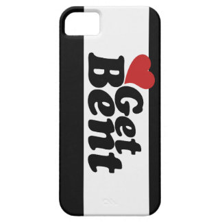 Get Bent iPhone 5 Covers