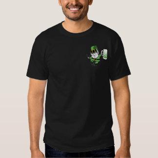 Get Your Irish On Leprechaun (Dark) Tshirt