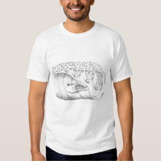 Getting Barrelled T Shirts