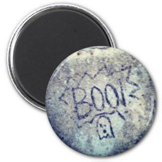 Ghost Graffiti Magnet