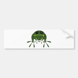 Gifts Frog Bumper Sticker