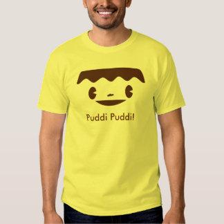 Giga Pudding, Puddi Puddi! Tees