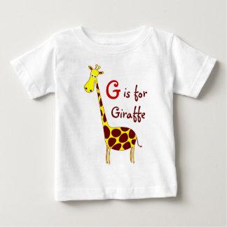 Giraffe Infant T-Shirt