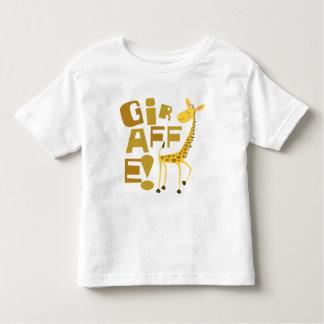 Giraffe! Shirt