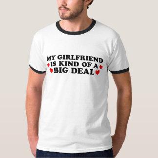 Girlfriend Big Deal T Shirts