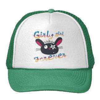 Girly Girls Forever Cap
