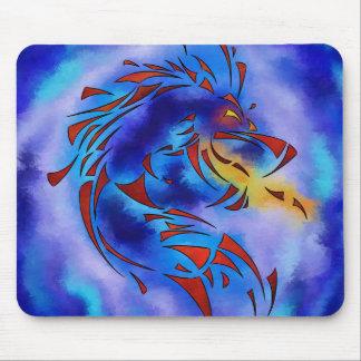 Glenfbach V1 - mystic dragon Mouse Pad